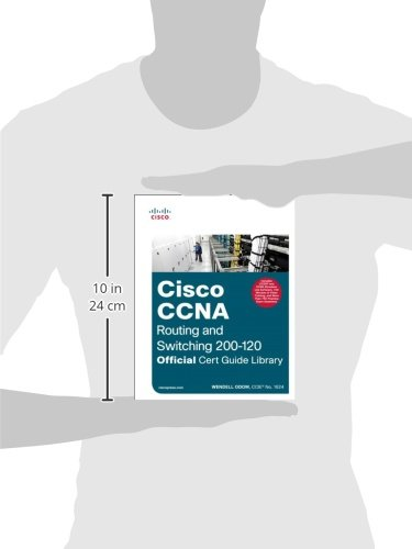 Buy CCNA Routing and Switching 200-120 Official Cert Guide Library ...