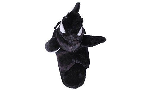 Pinguino Di Pantofole Da Uomo E Da Donna Con Piedini Perfetti