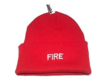 FIRE Beanie Hat  Amazon.co.uk  Sports   Outdoors 72990e3d99e
