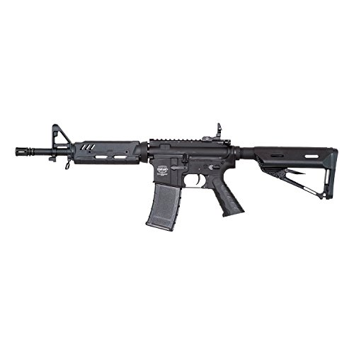 Valken 82072 Rifle-Battle Machine AEG V2.0 CDN-EC-BLK