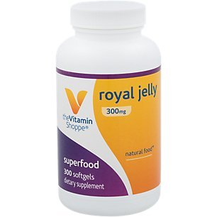 Royal Jelly 300 Softgels by The Vitamin Shoppe by The Vitamin Shoppe