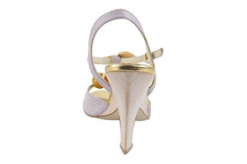 Stella McCartney Zapatos Mujer Beige Textil Salón 40