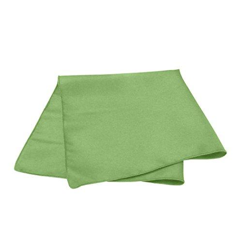 (Ultimate Textile -1 Dozen- 10 x 10-Inch Cloth Cocktail Napkins Sage)