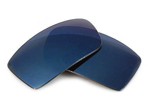 Fuse Lenses for Oakley Airdrop (55mm) - Midnight Blue Mirror Tint by Fuse Lenses