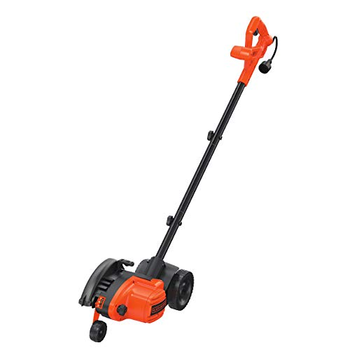BLACK+DECKER 12 Amp 2-in-1 Landscape Edger and Trencher, (LE760FF)