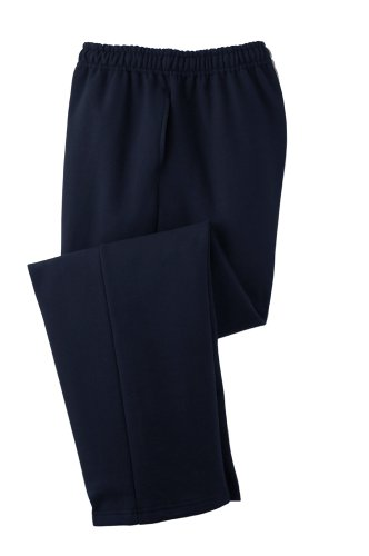 Adult Soft and Cozy Classic Style Open Bottom Sweatpants in 8 Colors