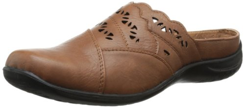 Easy Street Women's Forever Mule,Tobacco,6 M US from Easy Street