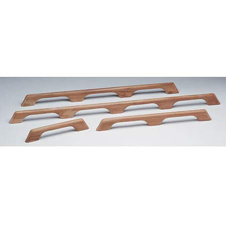 Whitecap Teak Whitecap Industries 60112 Teak Handrail - 7 Loops