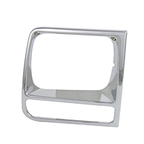 997 JEEP CHEROKEE RIGHT HEADLAMP DOOR HEAD LIGHT PASSENGER ASSEMBLY ()