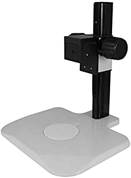 200mm Focus Distance ST02031105 BoliOptics Microscope Table Track Stand 325mm Track Length N Adapter Focusing Rack