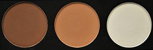41DoxUFTq4L City Color Cosmetics Contour Effects Palette