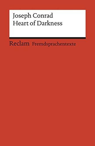 Fremdsprachentexte: Reclams Universal-Bibliothek Nr. 9161: Heart of Darkness