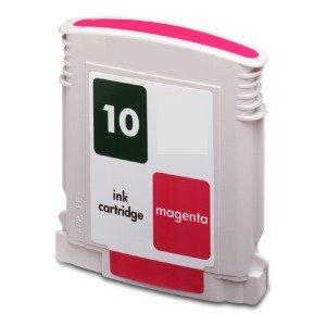 10 C4843a Magenta Ink Cartridge (Hp 10 (C4843A) Ink Cartridge Magenta Remanufactured)