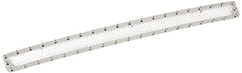 (TRex Grilles 6728950 Small Mesh Stainless Polished Finish XMetal Bumper Grille Overlay for Toyota Tacoma)