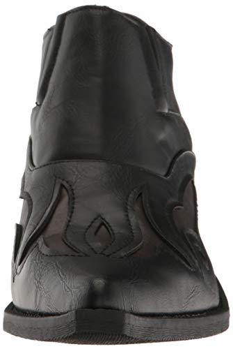 Intarsio Punta Boot Roper Ankle A nbsp; 6wxqHdq1U
