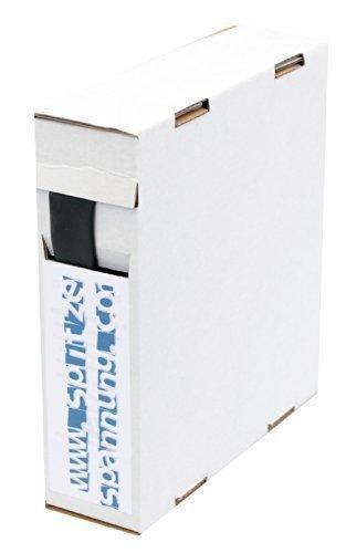 High-Quality Schrumpfschlauch Box 2:1 (D=3, 2mm/d=1, 6mm) 15m schwarz JSSRSHQ32-SW Spitzenspannung Elektrotechnik