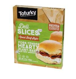 Tofurky Roast Beef Deli Slices 5.5 oz Pack of 6 by Tofurky (Image #3)