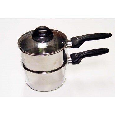 Procter Silex Stainless Steel 2-quart Double Boiler - 08231