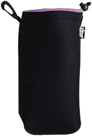 Zing LPBK1 Large Drawstring Lens Pouch Black