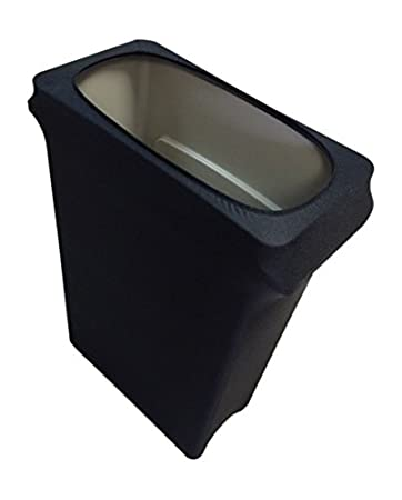 slim jim black spandex stretch trash can cover 23 gallon