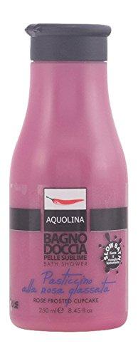 AQUOLINA LE GOURMAND bath foam #rose frosted cupcake 250 ml 70334
