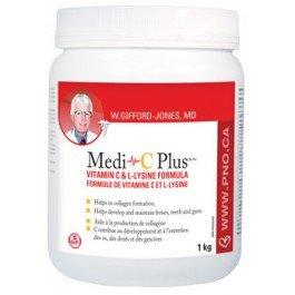 Medi C Plus Lysine Lemon Lime (1KG) medi-c plus Brand: Preferred Nutrition
