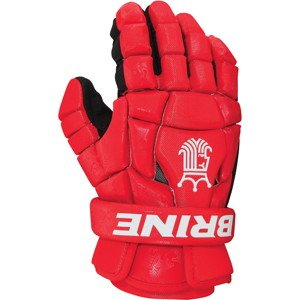 Brine King Superlight 2 Lacrosse Glove, Red, 12-Inch