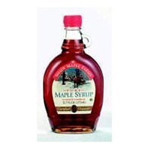 Shady Maple Farms (Previously Grade B) Maple Syrup Glass ( 12.7 Ounces) (Pack of 3) by Shady Maple Farms