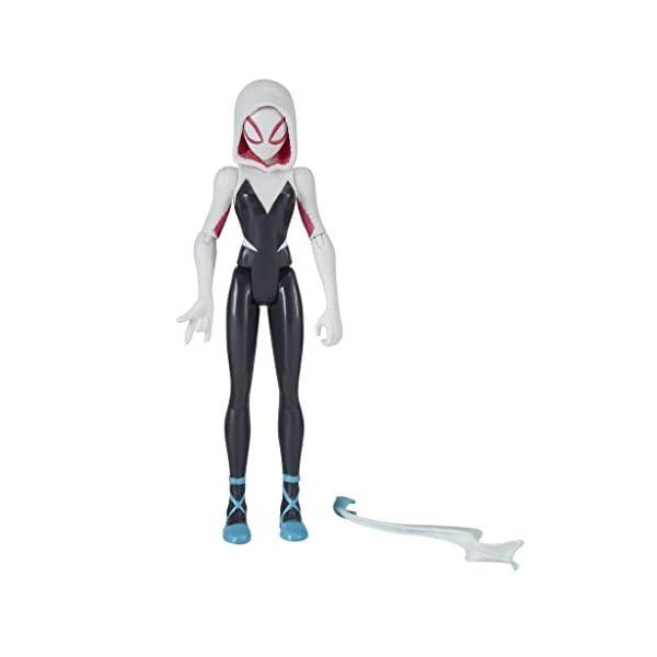 """31dYOsFQ77L Spider-Man Into The Spider-Verse 6"""" Spider-Gwen Figure"""
