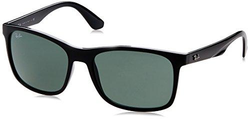 71 Ray 601 Black cuadrado negro Wayfarer en Gafas de RB4232 Ban 57 sol 4n4vUr