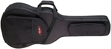 SKB Dreadnought - Funda blanda para guitarra acústica: Amazon.es ...