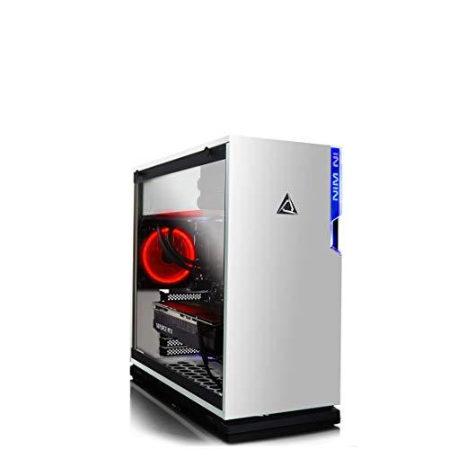 CLX Set Gaming Desktop – Liquid-Cooled Intel Core i7 9700K 3.6GHz 8-Core, 16GB DDR4, GeForce RTX 2060 6GB, 480GB SSD+3TB…