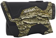 Halo XR800 800 Yard Tru Bark Camo Laser Range Finder XR80038-8