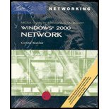 MCSA Guide to Managing a Microsoft Window 2000 Network : 70-218, Kezema, Conan, 0619130121