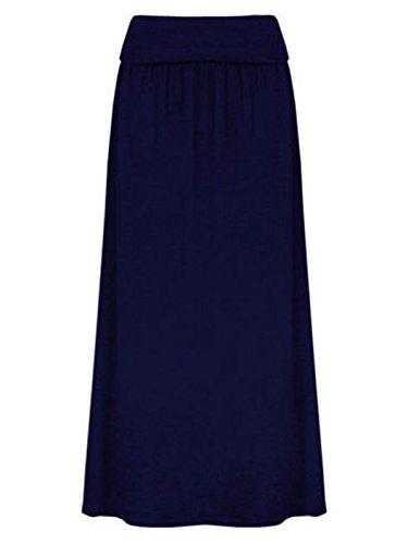 Fashion Lovers - Jupe - Femme Bleu - Bleu marine