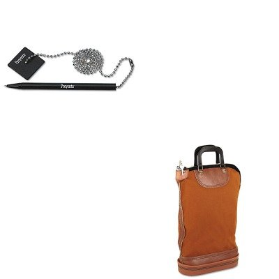 KITPMC04644PMC05057 - Value Kit - Pm Company Regulation Post Office Security Mail Bag (PMC04644) and Pm Company Preventa Standard Ballpoint Counter Pen (PMC05057) ()