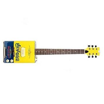 Bohemian bg-15-sw-6 Guitarra Eléctrica con body de metal: Amazon.es: Instrumentos musicales