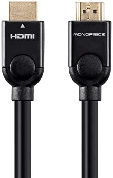 5-Pack Monoprice Select Metallic Series High Speed HDMI Cable