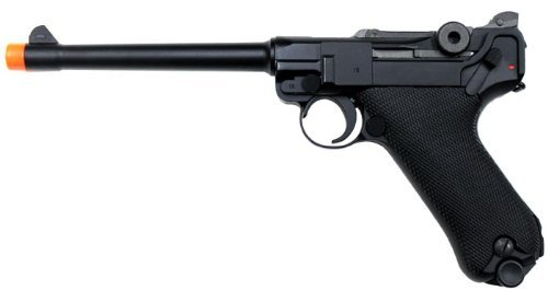 we p08 luger gas airsoft gun blowback m(Airsoft Gun) for sale  Delivered anywhere in USA