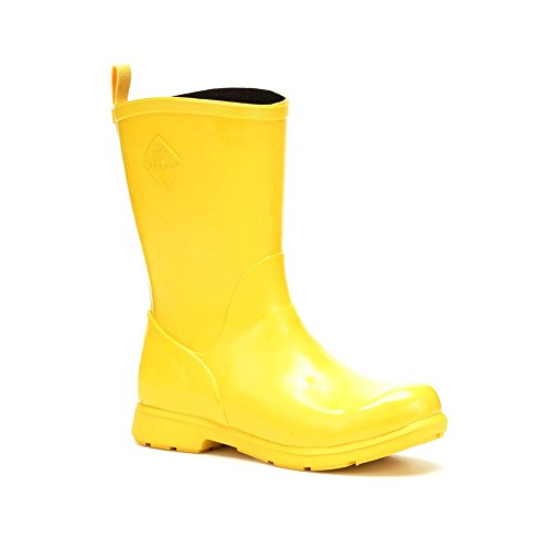 Wellies Bergen Boot Yellow Womens Mid Muck w40axqpw