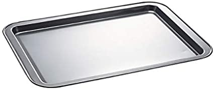 Blackstone Non Stick Cookie Sheet Baking Pan Tray, Rectangle (37X27.2X1.8 CM): Buy Online at Best Price in UAE - Amazon.ae