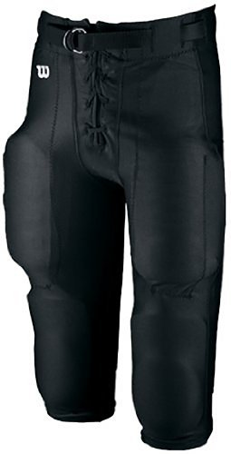 Wilson WTF5720 Youth Deluxe Football Game Pant,