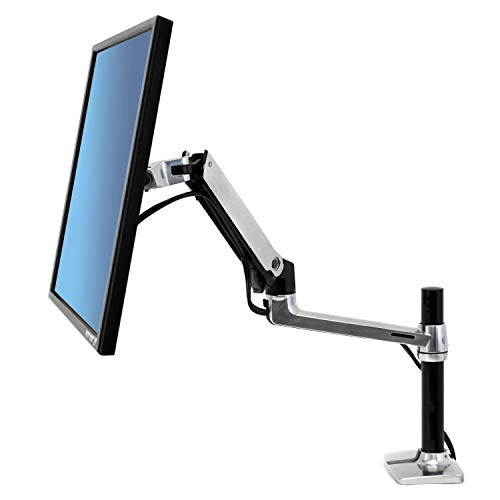 LX Desk Arm, Tall Pole
