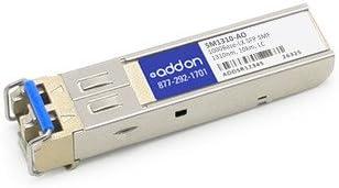 ADDON ANUE SM1310 COMPATIBLE 1000BASE-LX SFP TRANSCEIVER SM1310-AO SMF, 1310NM, 10KM, LC
