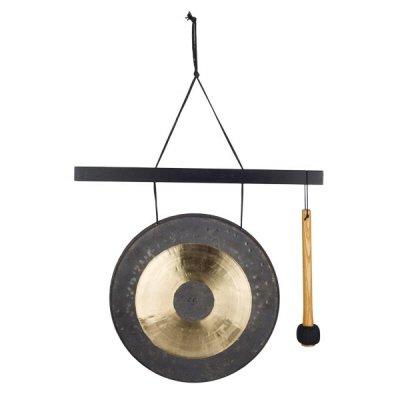 Woodstock Hanging Chau Gong Wind Chime - Medium