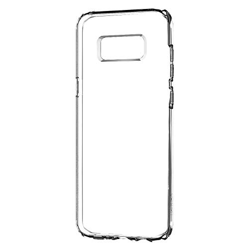Spigen Liquid Crystal Designed for Samsung Galaxy S8 Case (2017) - Crystal Clear