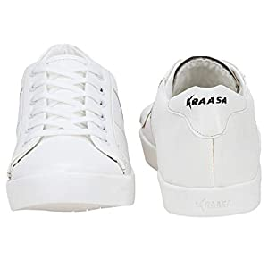 Kraasa Casuals Canvas Sneakers for Men