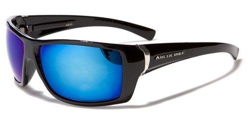 Arctic Blue ® Gafas de Sol - La nueva colección 2014 - Modelo Deportivo - Gafas de Sol / Esqui / Deportes - Protección UV400 (Arctic Blue - Bluetech ...