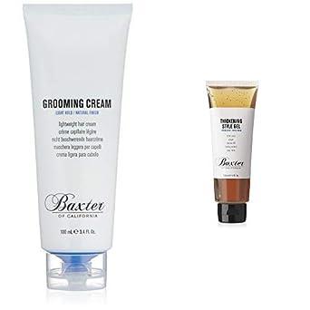 Baxter of California Grooming Cream, Hair Styler for Men