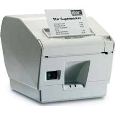 Star Micronics 37999940 TSP743IIL Putty LAN Thermal Cutter Cable and Extended PS Separate